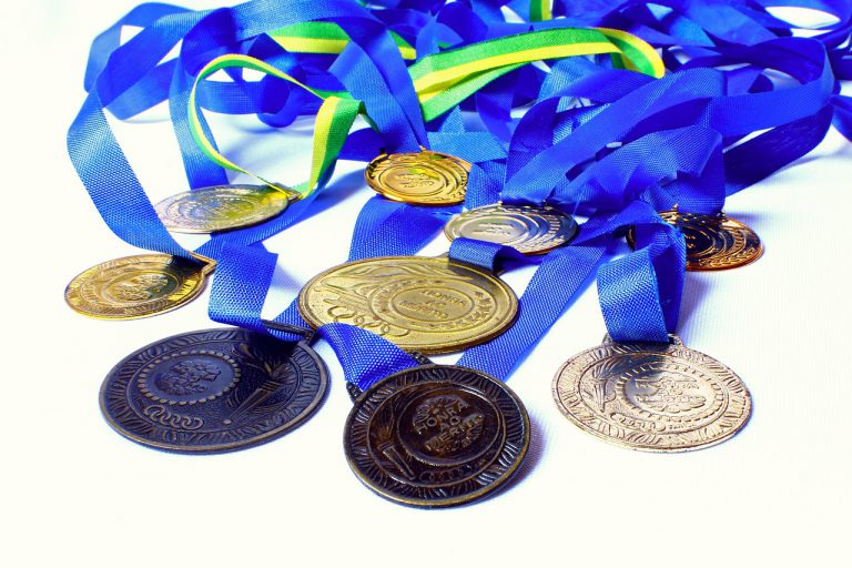 Types of Medal Materials